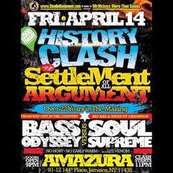 Bass Odyssey VS Soul Supreme (2017) [History Clash 2017] Audio