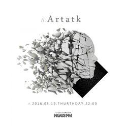 NOUS FM Podcast - Artatk - 19 May 2016