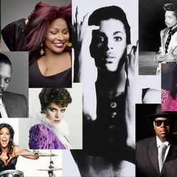 Rhythm Lab Radio presents Prince's Musical Family Tree Mix