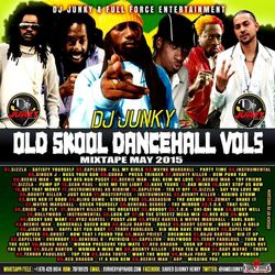 DJJUNKY - OLD SKOOL DANCEHALL VOL5 MIXTAPE MAY2015