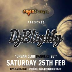 @DJBlighty - Fever & Boutique Promo Mix (R&B & Hip Hop Bangers - Old School vs Current)