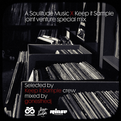 GONESTHEDJ JOINT VENTURE #14 (Soulitude Music X Keep It Sample)