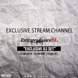 B-SONIC STREAM CHANNEL #003 - Exclusive DJ set by Extravagance SL