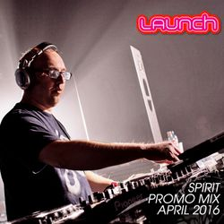 Spirit Launch Promo