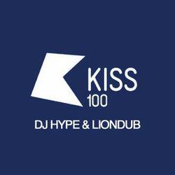 DJ HYPE & LIONDUB - LIVE ON KISS 100 LONDON - 05.07.13