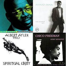 WHYR JAZZ: Gifts & Messages 7/22/2017 Show 280