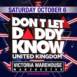 Third Party Live @ Don't Let Daddy Know (DLDK) Manchester   Cut