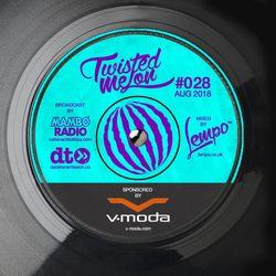 028 Twisted Melon // AUG 2018 // Cafe Mambo // Data Transmission