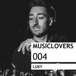 MusicLovers #004 - by Luky