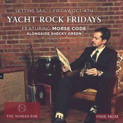 Live at Yacht Rock Fridays Las Vegas 10-4-19 Pt 1