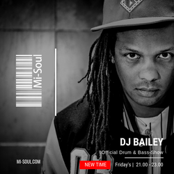 Bailey / Mi-Soul Radio / 11-10-2019 (No adverts)