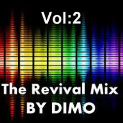 The Revival Mix -90's  Vol 2 By Dimo