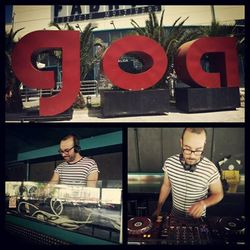KARLOS SENSE / Live from the Goa Electronic Rubik Closing Party / 30.06.2013 / Ibiza Sonica