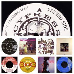 Cypress Hill Samples