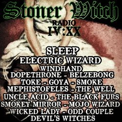 STONER WITCH RADIO 420