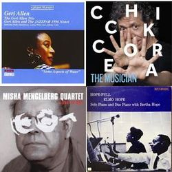 WHYR JAZZ: Gifts & Messages 6/24/2017 Show 276