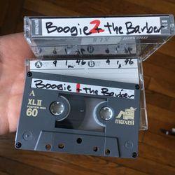 Boogie & The Barber w/Stretch Armstrong & Bobbito Hot 97 WQHT September 1, 1996
