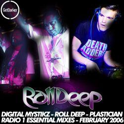 Digital Mystikz, Plastician,Roll Deep - Essential Mixes - 12/02/2006