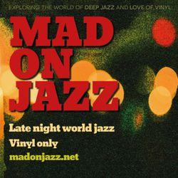 MADONJAZZ Late Night World Jazz | pt 2