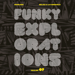 Funky Explorations #07 (niGGaGOD)