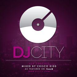 Crisco Kidd - DJcity Podcast - April 3, 2013