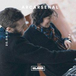 XLR8R Podcast 641: Arcarsenal