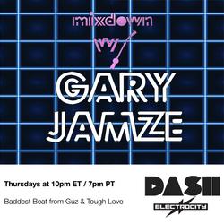 Mixdown with Gary Jamze April 26 2018