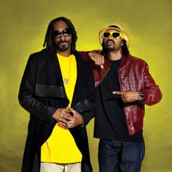 Snoop Dogg and Dâm-Funk