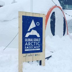 What is Arctic Base Camp ? Founding member Professor Gail Whiteman explains.