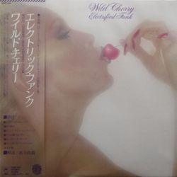 Wild Cherry – Electrified Funk  1977  japan