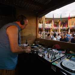 José Padilla Dance  mix recorded live at Potato Head Beach Club on New Years Day 2016