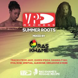 VP Records Summer Roots - Mixed by @RasKwame