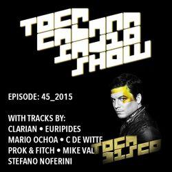TOCACABANA RADIO SHOW 45_2015