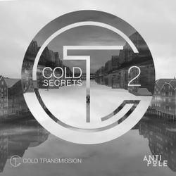 "Cold Transmission and Antipole present ""COLD SECRETS VOL. 2"""