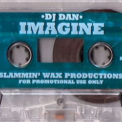DJ Dan - Imagine (side.b) 1994