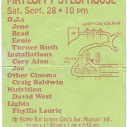 Ernie Munson - Live @ Mr. Floppy (My Pet is Magic) Sept.'91 _side.b