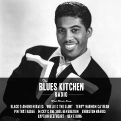 THE BLUES KITCHEN RADIO: 04 MAY 2015