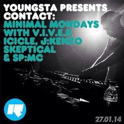 Youngsta, Icicle, J Kenzo, Vivek, Skeptical & SP:MC – Rinse FM – 27/01/2014