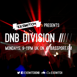 DNB Division 011 on BassPort.FM / LiquidJungleTechFunk