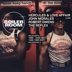 THE REFLEX - BOILER ROOM MIX 2014