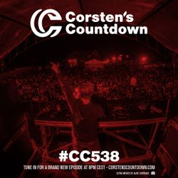 Corsten's Countdown - Episode #538
