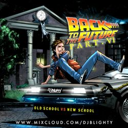 #BackToTheFuture Part.06 // Strictly R&B & Hip Hop Old School vs New School // Twitter @DJBlighty