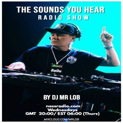 The Sounds You Hear #55 on Ness Radio (All 45s)