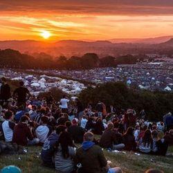 Glastonbury Festival - 02 - B.Traits b2b George FitzGerald @ Worthy Farm - Pilton (26.06.2015)