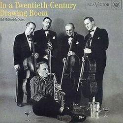 Very saxy & perky.  Late 1950's jazz.