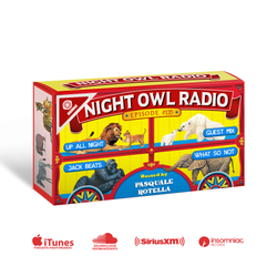 Night Owl Radio 135 ft. Jack Beats and What So Not