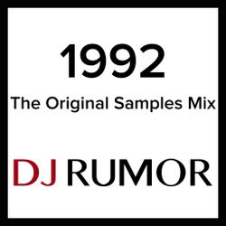 1992: The Original Samples Mix