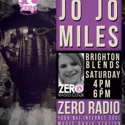 Brighton Blends with JoJo Miles on Zero Radio 16/02/2019