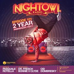 Night Owl Radio 101 ft. Dombresky, Bonnie X Clyde, Dr. Fresch and CID