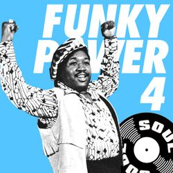 Soul Cool Records/ Soul South - Funky Power 4